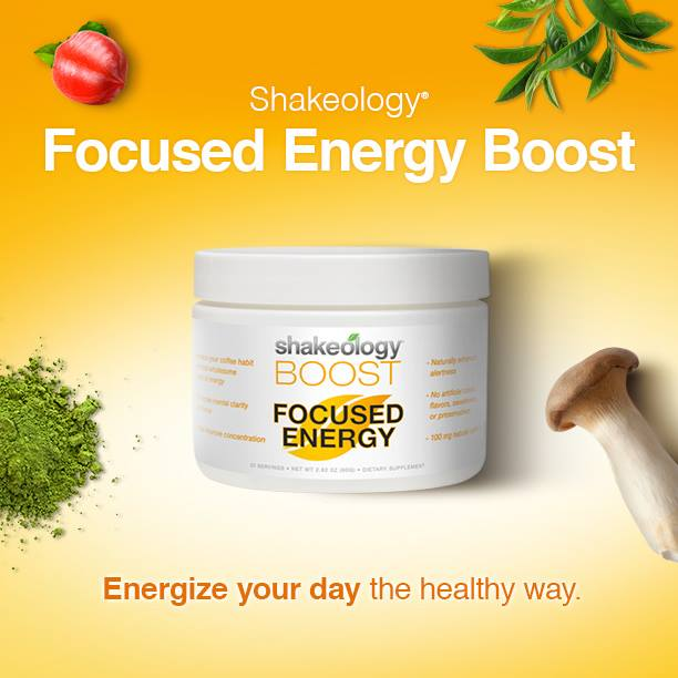 Focused Energy Boost